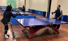 westchester table tennis center 1st parkinson s ping pong chionship a smashing success parking