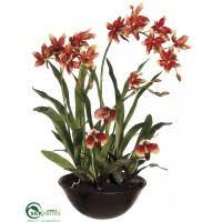 oncidium orchid artificial oncidium orchids silk oncidium orchid flowers faux