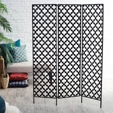 Quatrefoil Room Divider To It Metal Quatrefoil Room Divider 129 98