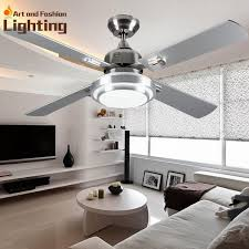 bedroom fans with lights super quiet ceiling fan lights large 52 inches modern ceiling fan