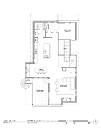 Residential Floor Plan by Gallery Of Residential Design Innovation In Downtown Kirkland