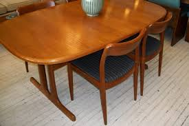 Teak Dining Room Furniture D Scan Solid Teak Dining Room Table U0026 4 Chairs An Orange Moon
