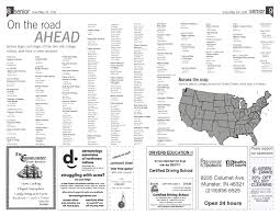 Marian University Map 5 24 16 By Munster High Crier Issuu