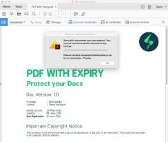 Home Designer Pro Pdf by How To Expire A Protected Adobe Pdf With Message U0026 Auto Close