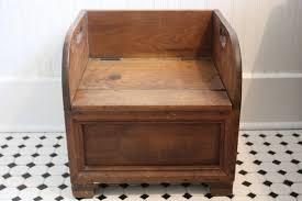 pot de chambre ancien pot de chambre childs antique bois commode bois childs