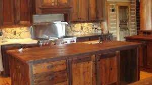 unique and rustic barn wood kitchen cabinets espresso bar stool
