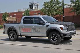 Ford Raptor Truck Shell - caught again 2016 ford f 150 raptor mule photo u0026 image gallery
