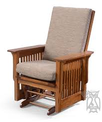 Mission Style Rocking Chair Hoot Judkins Furniture San Francisco San Jose Bay Area Best Home