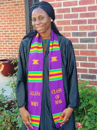 customized graduation stoles graduation kente stole