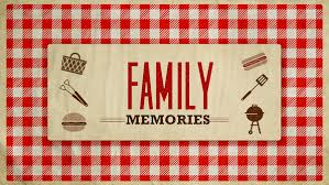 family memories pressing on