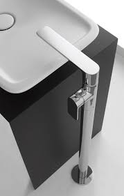 sleek faucets by graff new sento