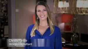 furnitureland south design consultant christy parker on vimeo