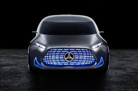 mercedes benz vision tokyo concept first look motor trend