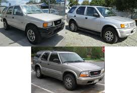 curbside classic 1999 isuzu hombre u2013 when is an s 10 not an s 10
