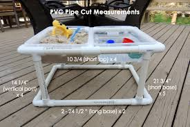 diy sand u0026 water sensory bin table 60 minutes 50 u003d done
