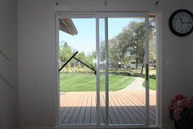 Secure Sliding Windows Decorating Modern Sliding Door Security Bar New Decoration How To Install