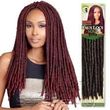 best hair for faux locs bobbi boss synthetic hair crochet braids bomba dreadlocks faux locs