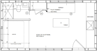 foundation floor plan new minim house plan set minim homes