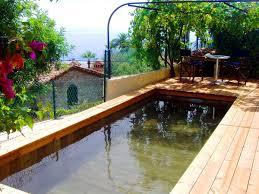 piscine petite taille fabricant de piscines en bois à menton dans le 06