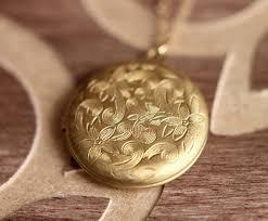 round locket necklace images Locket necklace locket pendant gold locket necklace gold jpg
