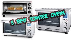 Best Toaster Ovens For Baking 5 Best Toaster Ovens Youtube
