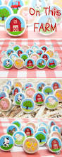 Farm Theme Baby Shower Decorations 45 Best Farm Barnyard Themed Party Images On Pinterest Farm