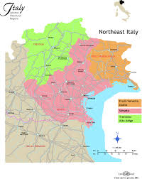 Wisconsin Winery Map by Northeast Italy Wine Italy North East Pinterest Wine