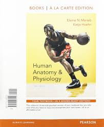 human anatomy u0026 physiology books a la carte plus masteringa u0026p