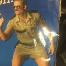 Reno 911 Halloween Costume Reno 911 Lt Dangle Costume Sale Murfreesboro