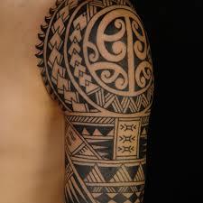 aztec sun tattoo aztec bicep tattoo on tattoochief com