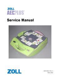 zoll aed service manual cardiopulmonary resuscitation
