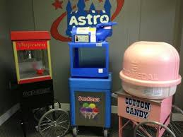 carnival party rentals popcorn machine snow cone machine and cotton candy machine