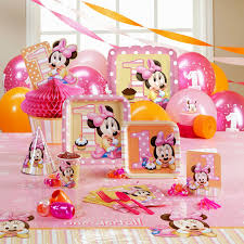 baby girl birthday themes 1st birthday party decoration for baby girl