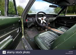 Classic American Muscle Cars - 1970 dodge charger 500 classic american muscle car interior bucket