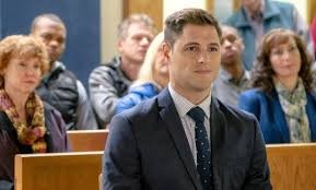 who is lawyer keith in walking the on hallmark channel