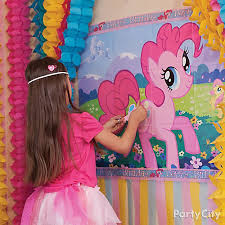Party City Minnie Mouse Decorations My Little Pony Party Ideas Party City