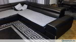 canapé en très beau canapé en bon état a vendre 2ememain be