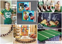football party decorations football birthday party decoration ideas hotref party gifts