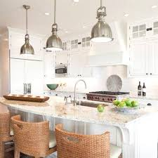silver kitchen pendant lighting with astonishing gorgeous lights