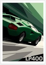 lamborghini car posters the 25 best car posters ideas on avalon car vintage
