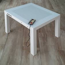 coffee table game console led tetris table retro game console interactive table