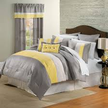 home design yellow and grey bedroom decoration ideas in 87
