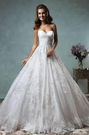 Draped Bodice Dress 38 Sweetheart Wedding Dresses That Wow Weddingomania