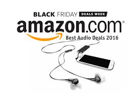 when is amazon black friday deals amazon com black friday 2016 audio deals u2022 soundreview