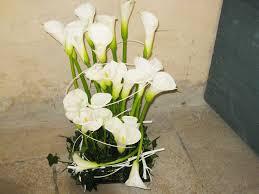composition florale mariage décoration florale mariage fleurs en image