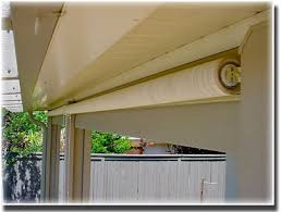 Pull Out Awnings For Decks Pull Chain Roll Down Screens Sacramento Ca Atoz Screens