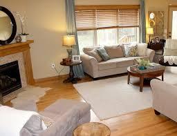 tan and green living room white rug purple leather sofa white shag