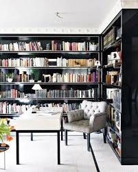 design your own home library 7 chic home libraries to inspire you on how to decorate your own
