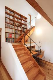 stair bookcase 50 creative ways to incorporate book storage in around stairs