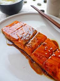 cuisine saumon saumon teriyaki grillé au cobb cuisine addict de cuisine